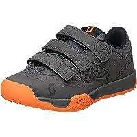 SCOTT 270604, Scarpe MTB AR Kids Strap Grey/Orange