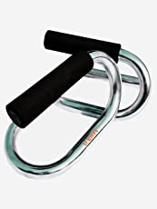 AURION Steel Push Up Bars and Stands Handles for Men and Women