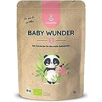 miapanda Baby Wunder - Zyklustee 2 mit Frauenmantel, Schafgarbe & Mönchspfeffer - 100 % BIO