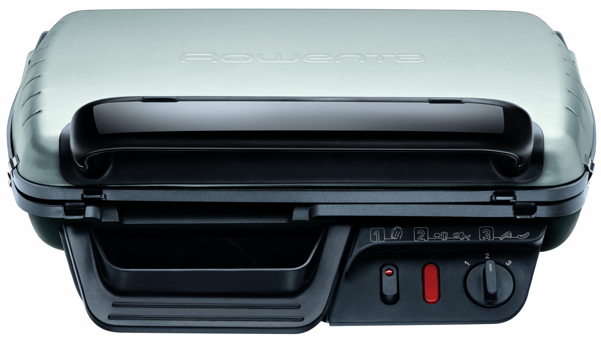 Rowenta GR3050 Classic Bistecchiera con 2 Posizioni di Cottura, Potenza 2000 W, 600 cm2 1 spesavip