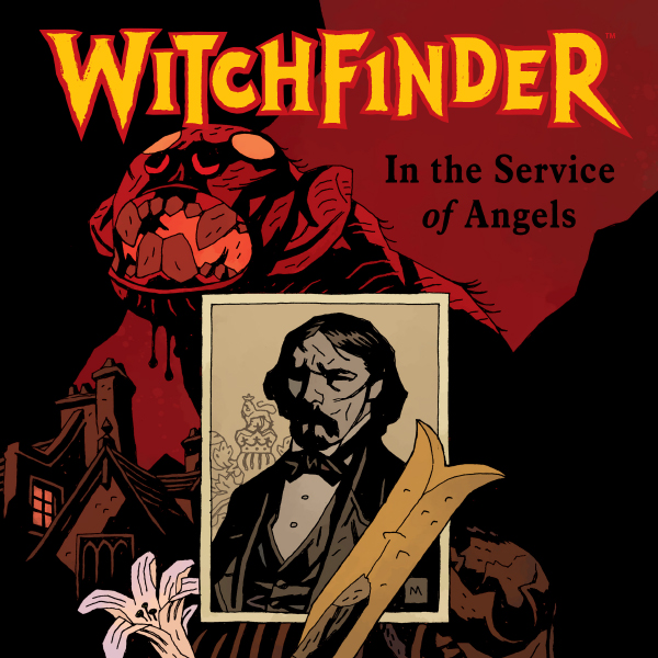 Witchfinder (Collections) (5 Book Series)