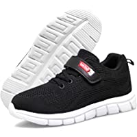 Boys Girls Trainers Fashion Sneakers - Kids Athletic Running Shoes Child Sports Walking Shoes