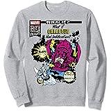 Marvel What If Galactus Had Indigestion Comic Cover Sweatshirt