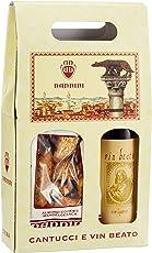 Pasticcerie Nannini Geschenkbox Cantucci mit Mandeln, 1er Pack (1 x 570 g)