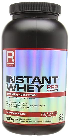 Výsledek obrázku pro Reflex Nutrition Instant Whey PRO 900g