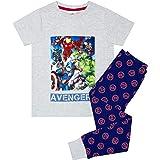 Marvel Avengers Superheld-Jungen Lange Pyjamas