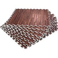GORILLA SPORTS® Schutzmatten-Set – 8 Puzzle-Matten/Sport-Matten 60 x 60 x 1,2 cm