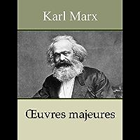 KARL MARX - Oeuvres: Le Capital, Manifeste du parti communiste, Salaires prix profits, Travail salarié et capital…