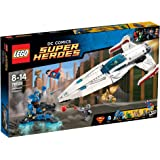 LEGO Super Heroes - Dc Universe - 76028 - Jeu De Construction - L'invasion De Darkseid