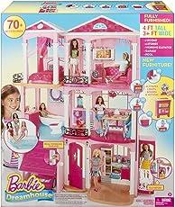 Mattel–cjr47–Puppe–Barbie Traumhaus