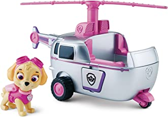 Paw Patrol Spin Master Nickelodeon Skye S High Flying Copter