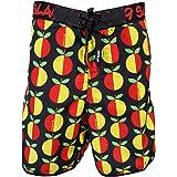 69SLAM Men's Medium Length Swimwear Board Shorts