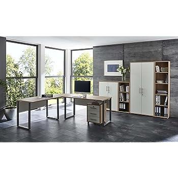 Büromöbel Arbeitszimmer komplett Set OFFICE EDITION (Set 4