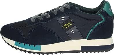 Blauer F0QUEENS01/CAM Sneakers Basse Uomo