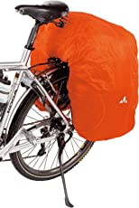 Vaude Radtasche 3-Fold-Raincover, orange, 101172270