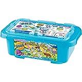 Aquabeads- Box of Fun Caja de diversión - Safari, Multicolor, talla única (Epoch AB32808) , color/modelo surtido
