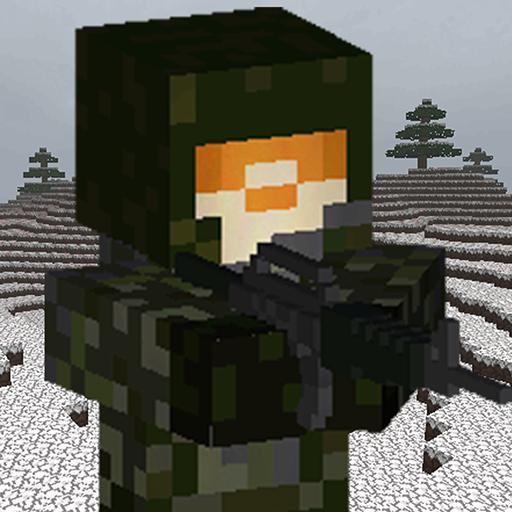 Block Warfare TV (Black Ops Spiel)