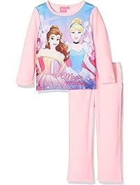 Disney Princess Royal Outfit, Conjuntos de Pijama para Niños