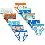 Amazon Essentials 10-Pack Underwear Brief Bambino
