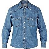 Mens Denim Shirt (Large)