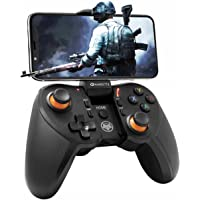 Amkette Evo Gamepad Pro 4 for iPhone and Android Smartphones with Instant Play (Works with PUBG, Call of Duty, Mobile Legends, and many more) (iOS 13.4+ & MediaTek Device Not Supported)