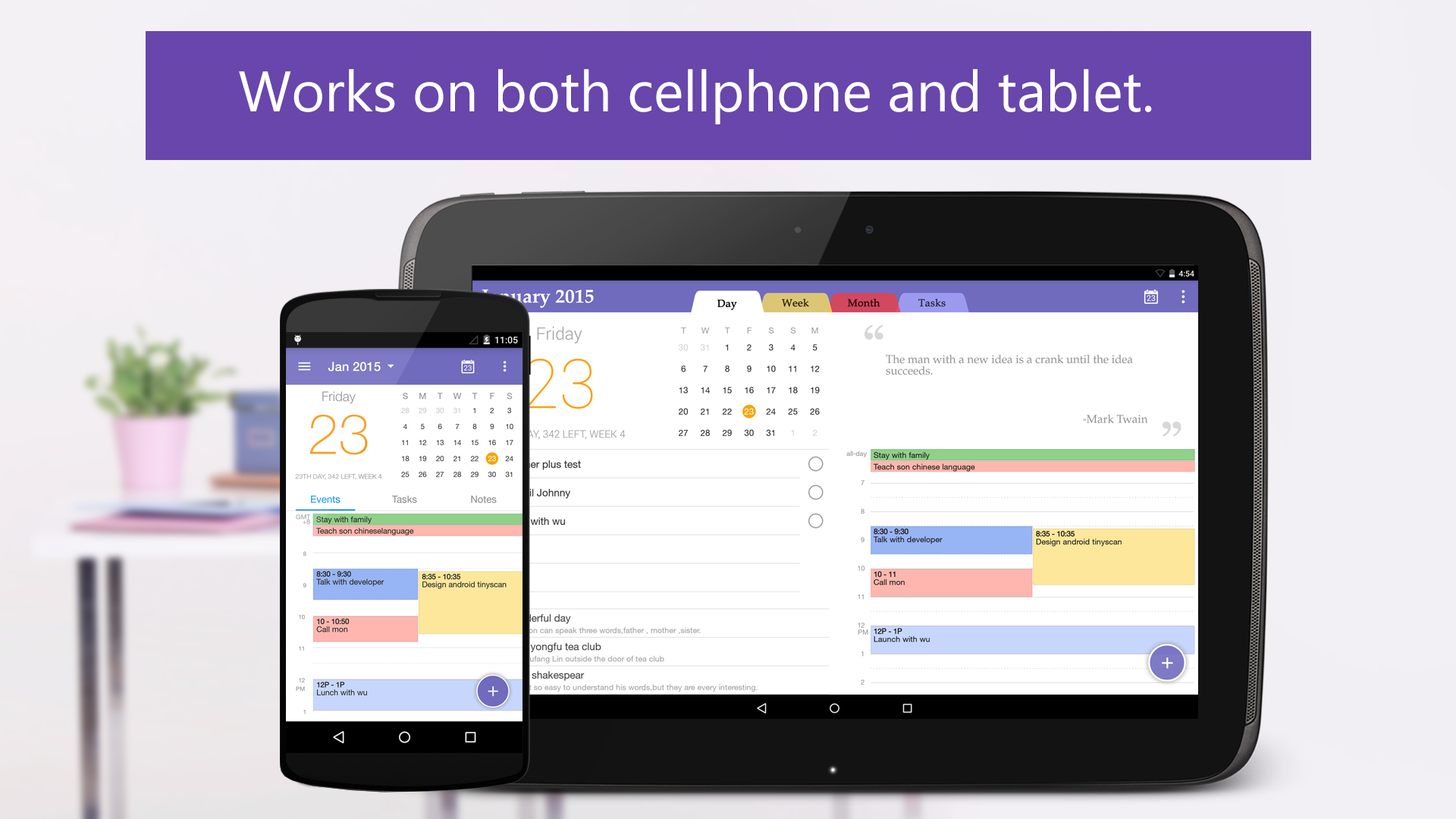 Planner plus daily schedule task manager personal for Plan app