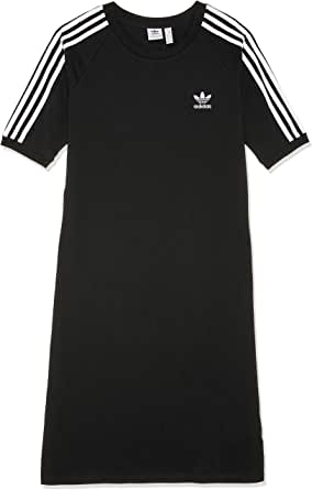 adidas Damen 3 Stripes Kleid