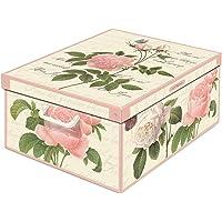 Collection Rose 660 RO Boîte de Rangement