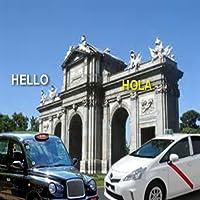 Inglés en el taxi