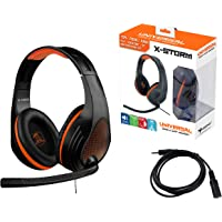 Subsonic - Cuffie gaming stereo con micro X-Storm X-1000 Gaming Headset per Playstation 4 - PS4 - Xbox One