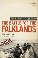 The Battle for the Falklands (Pan Military Classics) Paperback