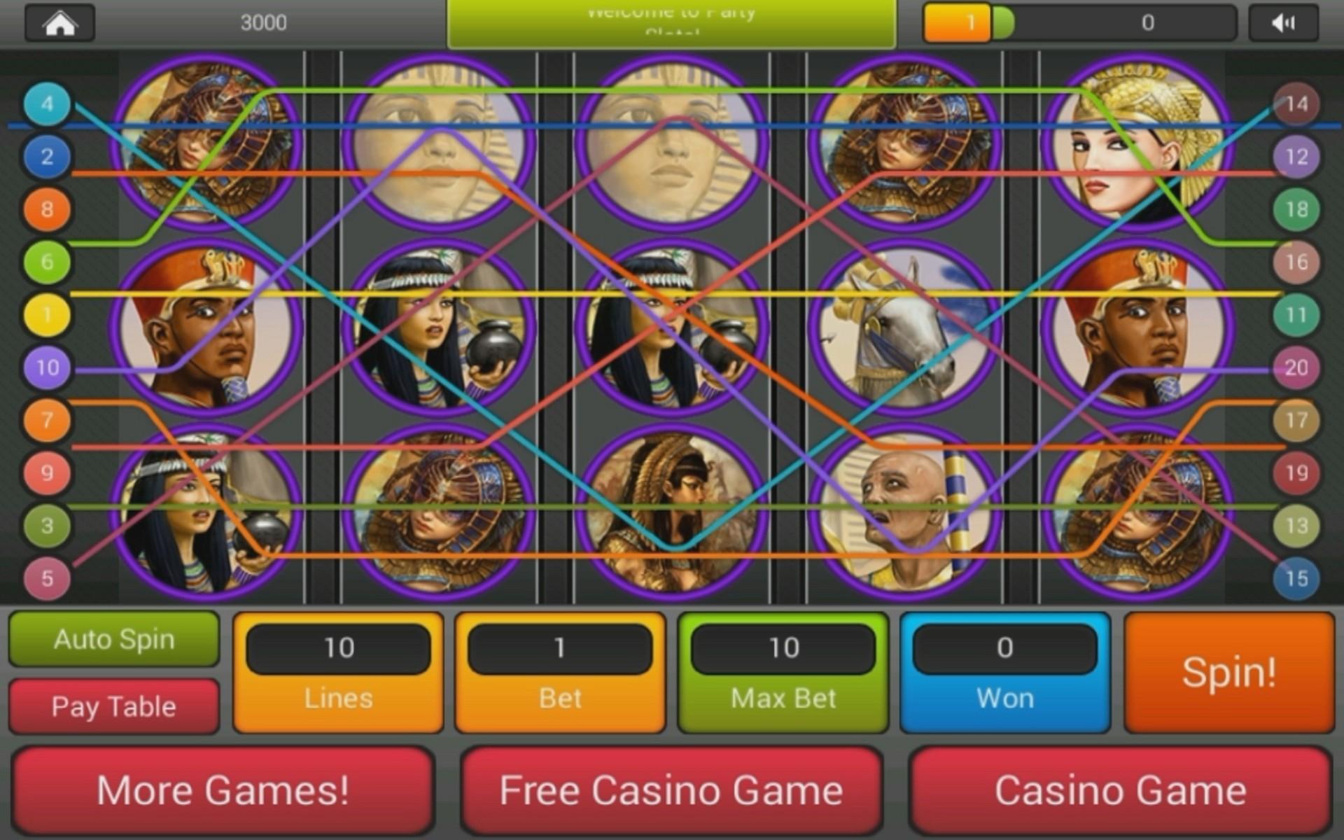 larry casino bewertung