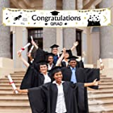 """TUPARKA Banner de Graduación ,Decoración de Fiesta de Graduación 2021, 71 """"x 13"""""""