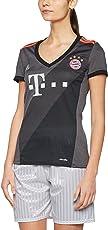 adidas Damen FC Bayern München Auswärtstrikot Replica