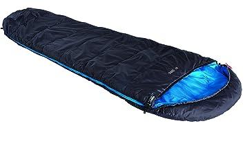 High Peak TR 300 Sleeping Bag Charcoal Blue