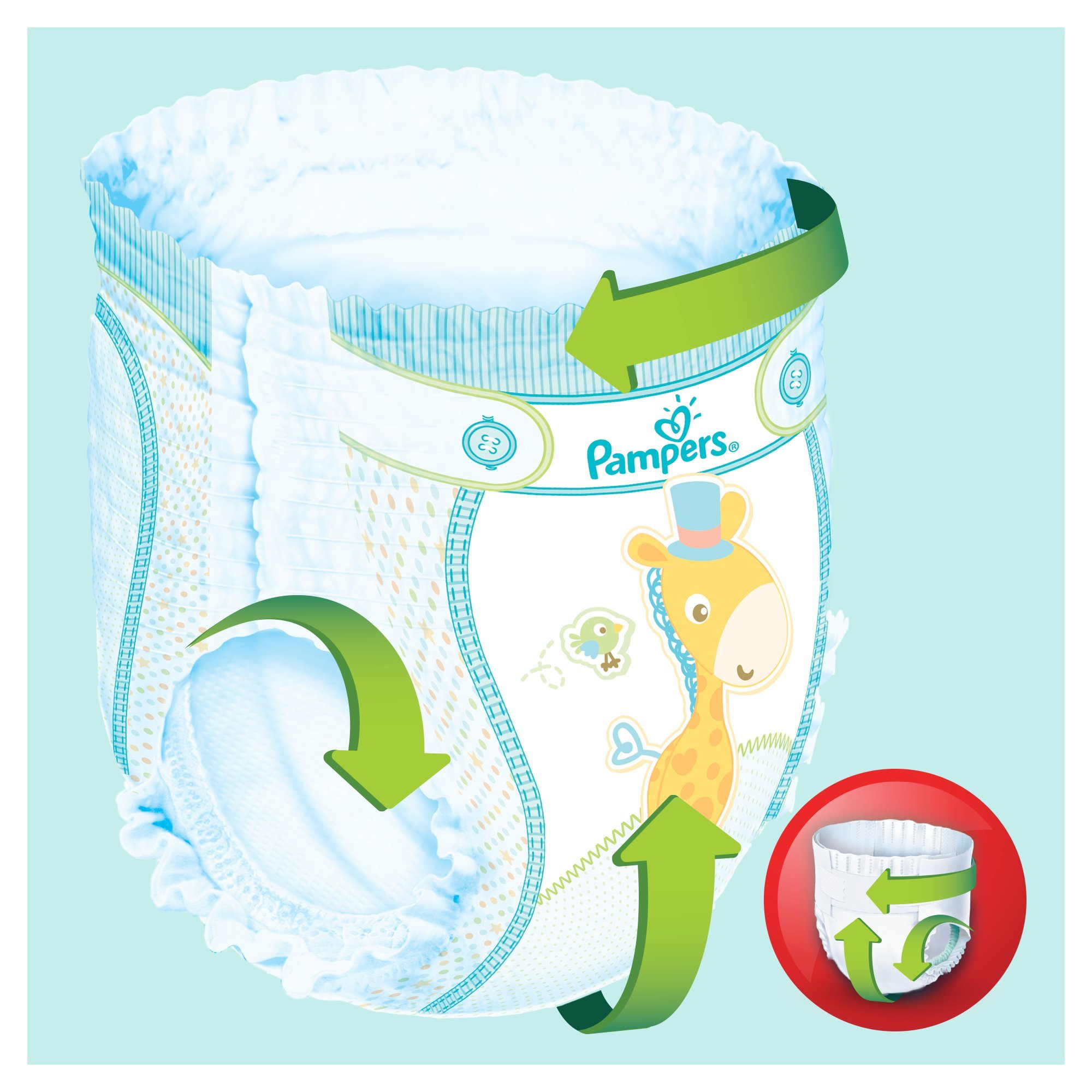 0d49265945 Pampers baby dry pants – Toygle