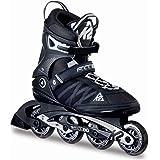 K2 Herren Inline Skates F.I.T. 80 - Schwarz-Grau - 30A0003.1.1