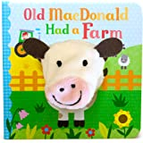 Old MacDonald Had a Farm (Finger Puppet Board Book)