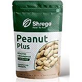 Shrego Peanut Plus Roasted Groundnut Unsalted 375g