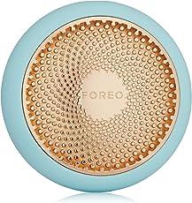 FOREO UFO intelligentes Gesichtsbehandlungsgerät, Mint, Gesichtsmaske in nur 90 Sekunden, Beauty-Tech verbunden in eine erweiterte Gesichtsmaskenbehandlung mit Thermo/Cryo/LED Lichttherapie