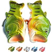 Coddies Chaussures de Poisson - Fish Flops | Sandales Unisexes, Tongs, Pantoufles, Chaussures de Piscine et de Plage…