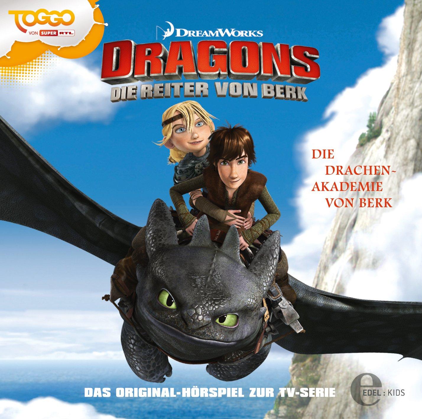 Dragons und Drachenzähmen leicht gemacht