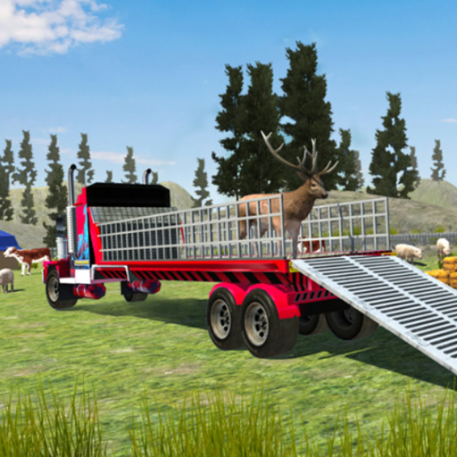 Offroad Truck Tiertransport -