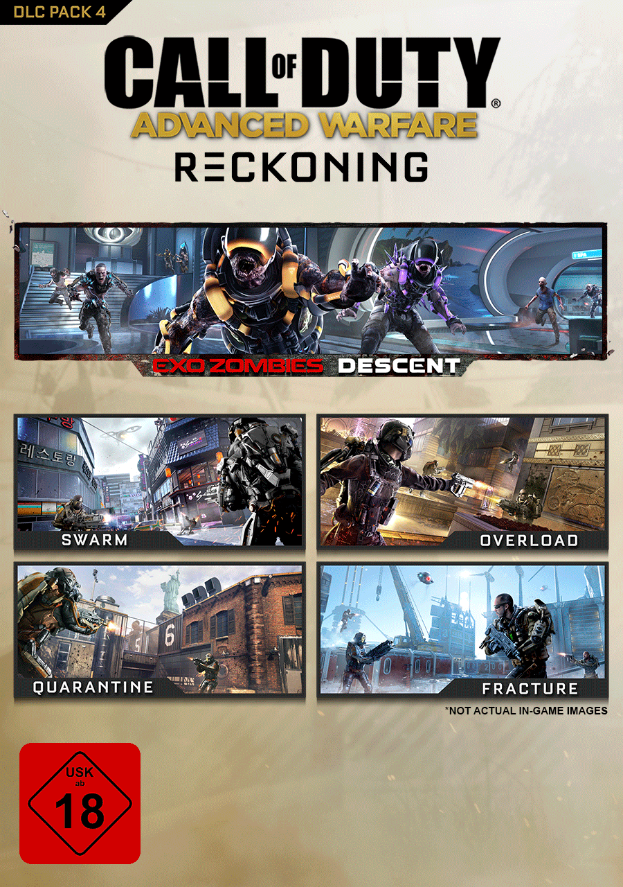Call of Duty: Advanced Warfare - Reckoning [PC Code - Steam]