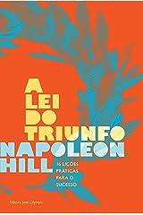 A lei do triunfo (Portuguese Edition) Format Kindle
