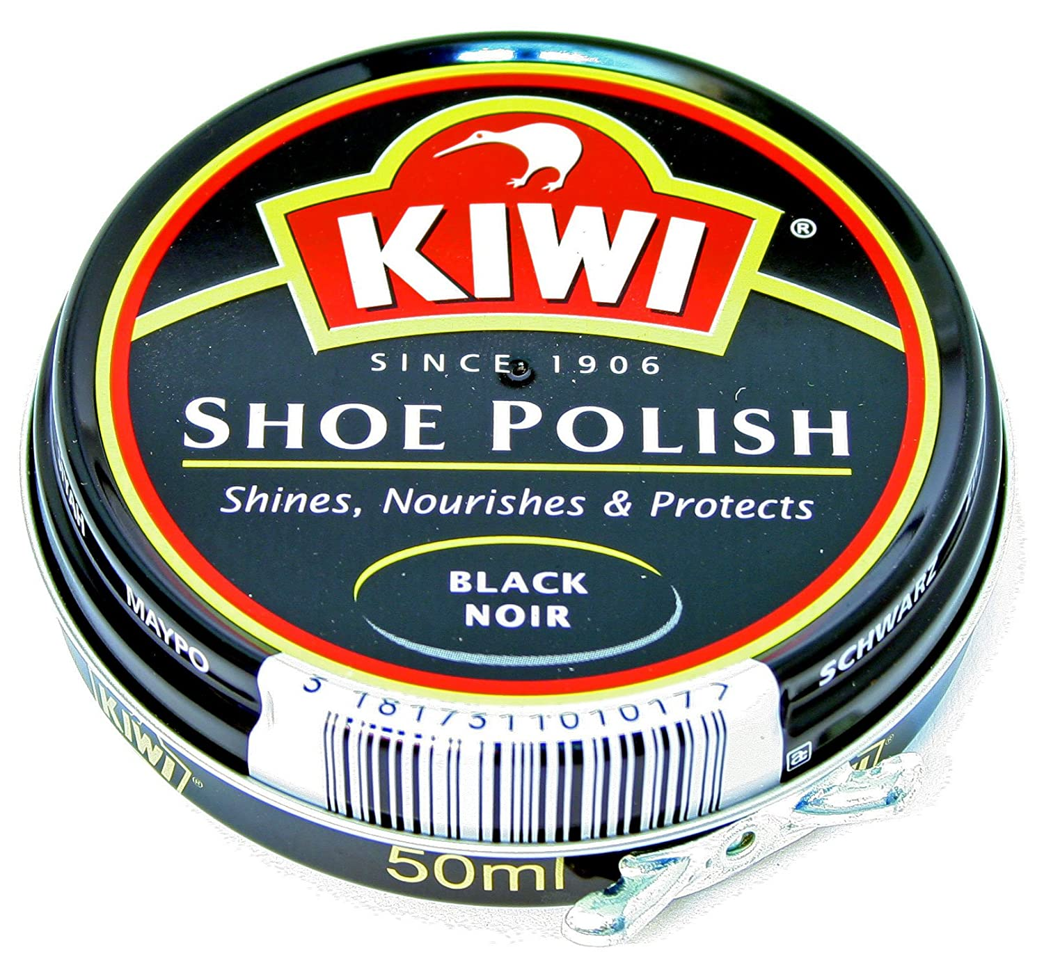 Black Shoe Polish Kiwi