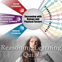 Reasoning Learning Quiz