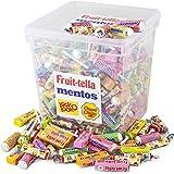 Mentos, Fruit-tella, Look-O-Look & Chupa Chups Mix of Mini's XL - 2540g - ca. 275 stuks