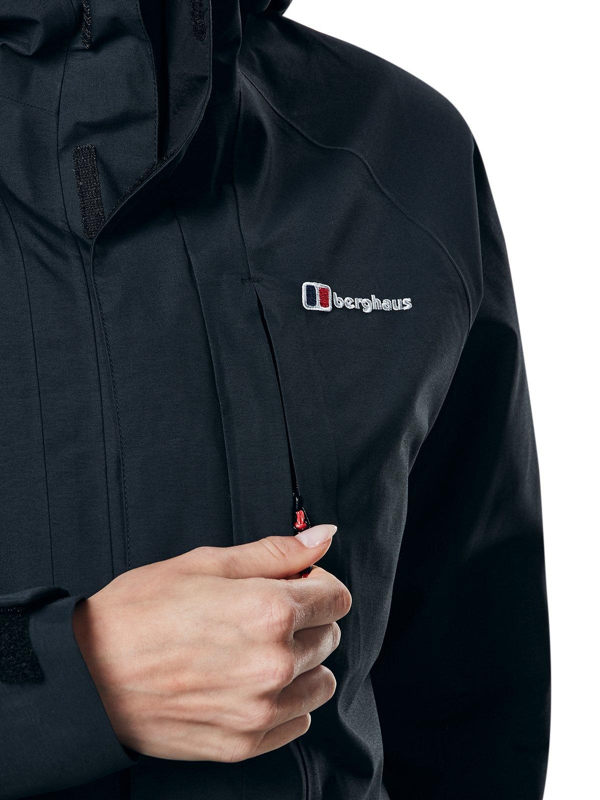 81THTPGbduL - Berghaus Women's Hillmaster Gore-tex Waterproof Jacket