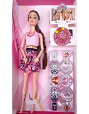 5c04661f760 Doll: Buy Dolls For Girls online at best prices in India - Amazon.in